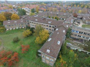 Luchtfoto Geertruidentuin