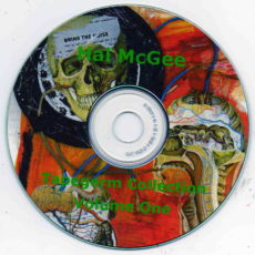 Hal McGee - Tapegerm Collection Vol. 1, released on HalTapes USA