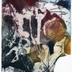 Hades, kleurets, 14,5 x 20 cm, 1998
