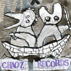 artwork for CD compilation by Chaoz Records