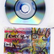 Fever Spoor ‎– (Sin)King, Business Card CD, released by Ambolthue Records, Noorwegen