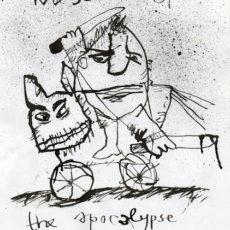 horseman of the apocalypse