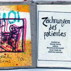Boekje uitgegeven door Rhodium Revulsif Frankrijk