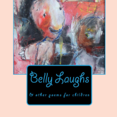 cover chelsea bergeron belly laughs front
