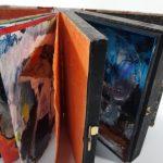 001a Gerausch, artist book, 17,5 x 13 x 5 cm, 2021