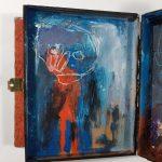 14 Gerausch, artist book, 17,5 x 13 x 5 cm, 2021