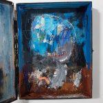 15 Gerausch, artist book, 17,5 x 13 x 5 cm, 2021
